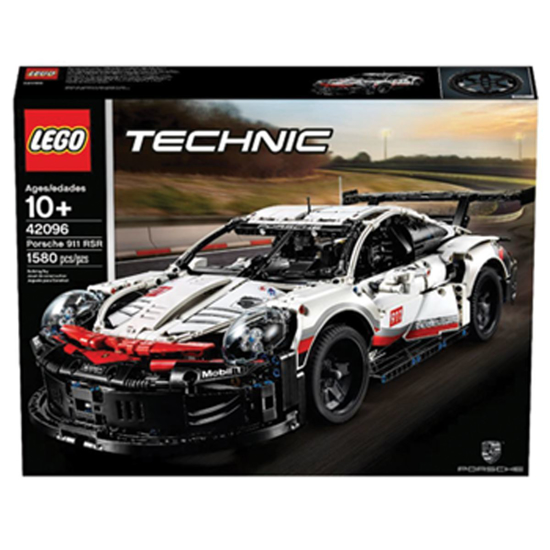 Picture of LEGO Technic Porsche 911 RSR #42096