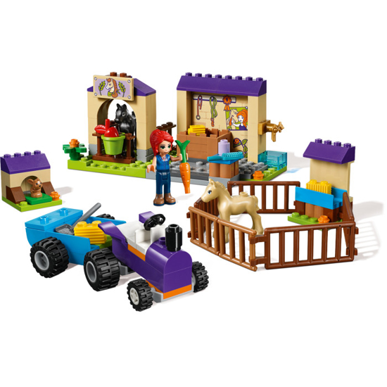 Picture of LEGO Friends Mia's Foal Stable Set