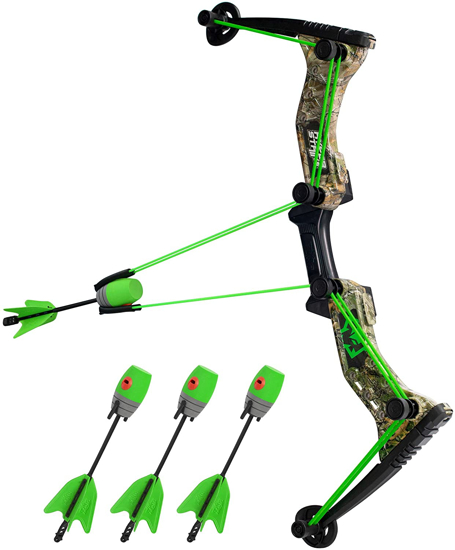 Picture of Zing Hyperstrike Bow - Green