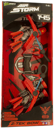 Picture of Zing Airstorm Z-Tek Bow - Red