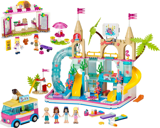 Picture of LEGO Friends Water Park & Cafe - Discontinued